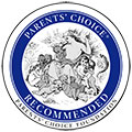 Parents' Choice Recommmended